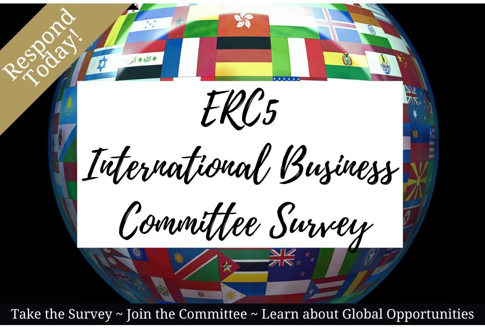 International Business Committee Survey